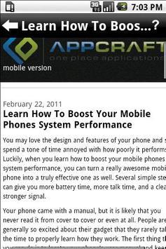 20 Computer Software Articles apk screenshot
