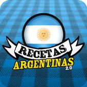 Recetas Argentinas icon