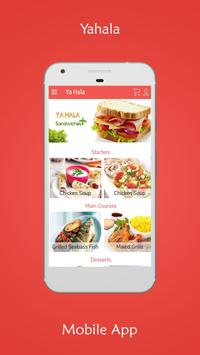 Yahala Restaurant poster