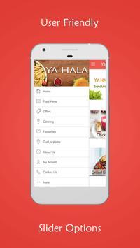 Yahala Restaurant screenshot 1