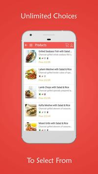 Yahala Restaurant screenshot 2