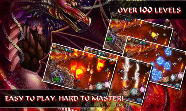 Dragon Epic Defense apk screenshot