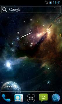 Space Live Wallpaper screenshot 5