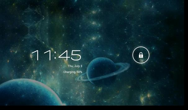 Space Live Wallpaper screenshot 6