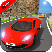 Racing in Fast Car : Real Sport Car Racing 2017 icon