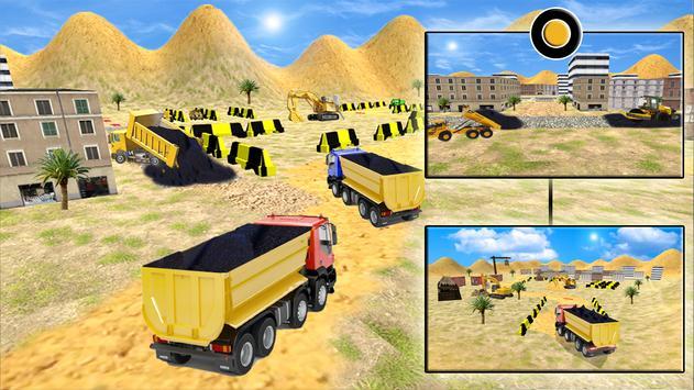 Build City Road Construction Game - New Simulator apk screenshot