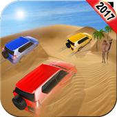 Desert Luxury Prado Driving icon