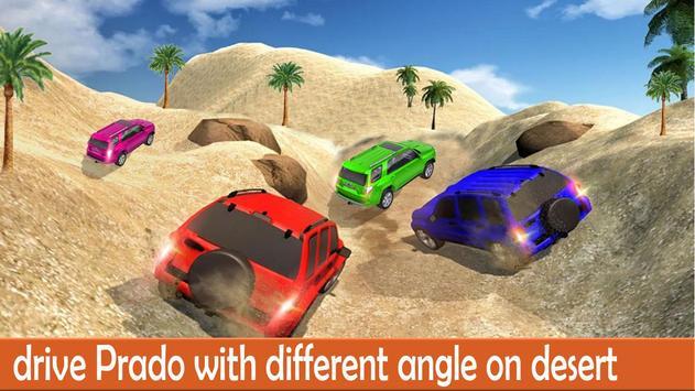 Desert Luxury Prado Driving screenshot 12