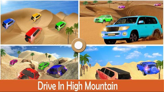 Desert Luxury Prado Driving screenshot 4