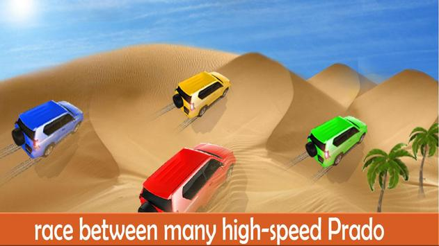 Desert Luxury Prado Driving screenshot 6