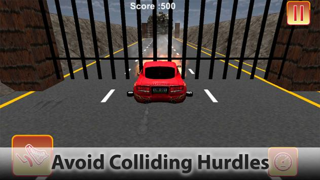Extreme Driving in Hurdles Car screenshot 17