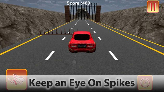 Extreme Driving in Hurdles Car screenshot 15