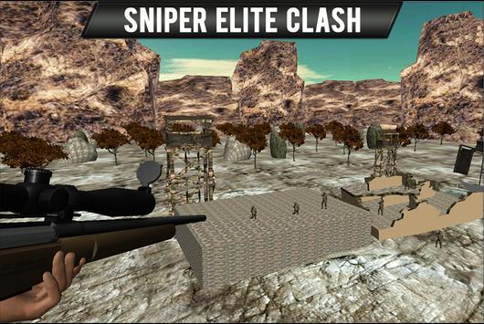 Sniper Shooter Clash screenshot 5