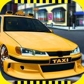 Modern City Taxi Driver 2017 icon