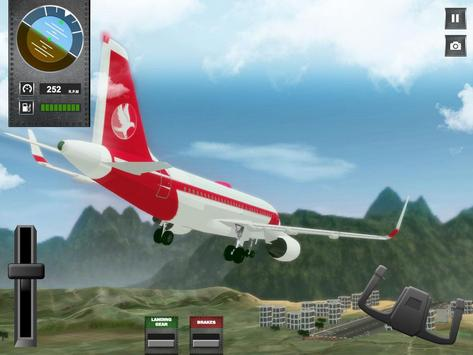 Avion Pilot - Airplane  Landing Simulator screenshot 7