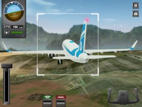 Avion Pilot - Airplane  Landing Simulator screenshot 6