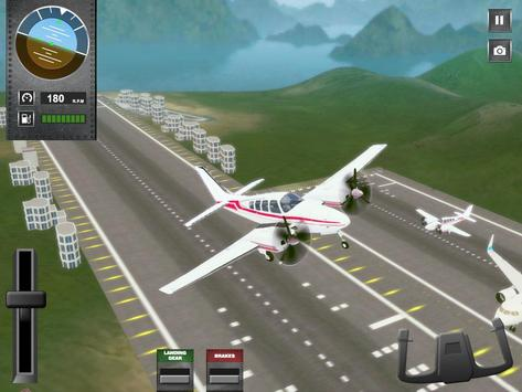 Avion Pilot - Airplane  Landing Simulator screenshot 8