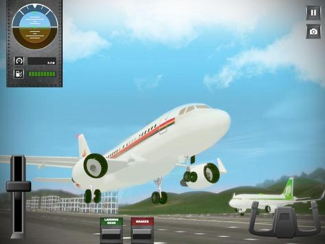 Avion Pilot - Airplane  Landing Simulator screenshot 9