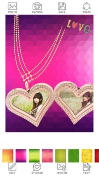 Locket Photo Frames apk screenshot