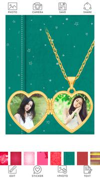 Locket Photo Frames screenshot 15