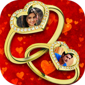Lovely Ring Photo Collage icon
