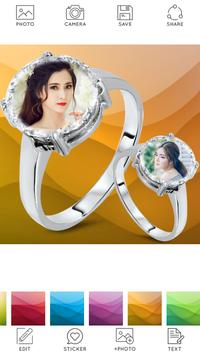 Lovely Ring Photo Collage screenshot 6