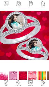 Lovely Ring Photo Collage screenshot 7