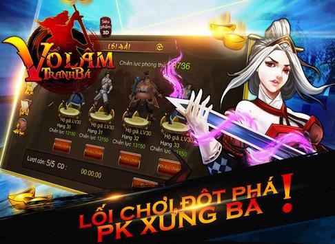 Võ Lâm Tranh Bá screenshot 12
