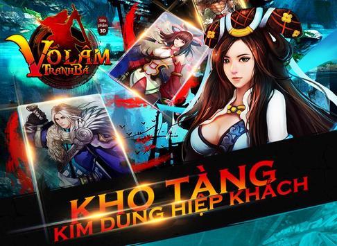Võ Lâm Tranh Bá screenshot 21