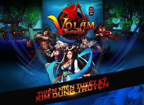 Võ Lâm Tranh Bá screenshot 8
