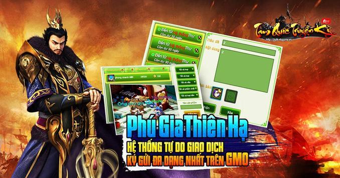 Tam Quốc Truyền Kỳ Mobile apk screenshot