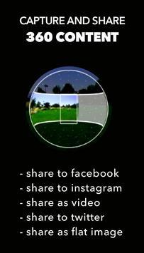 Panorama 360 Camera (HD+) + VR video : TeliportME poster