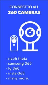Panorama 360 Camera (HD+) + VR video : TeliportME apk screenshot