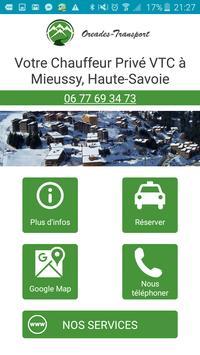 VTC Mieussy Haute-Savoie poster
