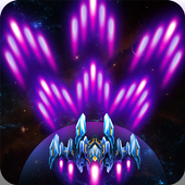 ✈ Captain Galaxy Sky Force War-icoon