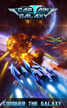 ✈ Captain Galaxy Sky Force War-poster