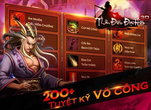 Thần Điêu Đại Hiệp 3D VLTB apk screenshot