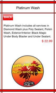 Palmdale Car Wash apk screenshot