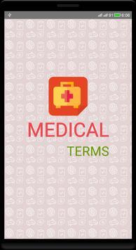 Medical Terms apk screenshot