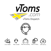 vToms Dispatch icon