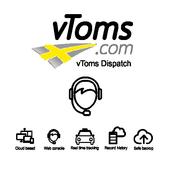 vToms Dispatch icon