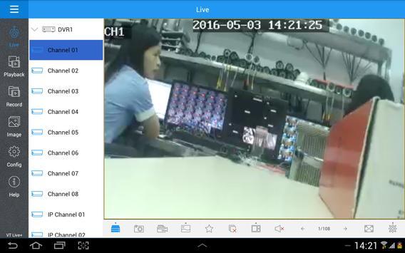 VT Live Plus screenshot 7
