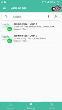 Jasmine Spa screenshot 1