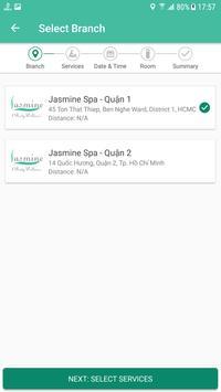 Jasmine Spa screenshot 2