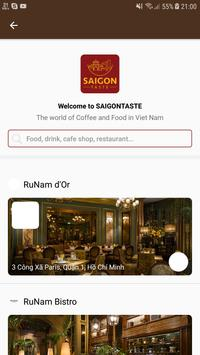 Saigon Taste screenshot 2