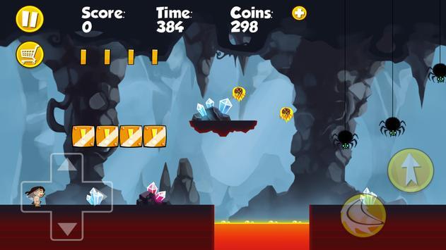 Jungle Adventure Pi's World apk screenshot