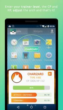 IV Calculator for Pokémon GO apk screenshot
