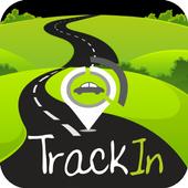 Trackin icon