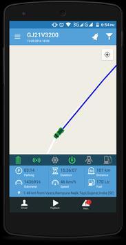 Trackin apk screenshot