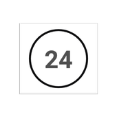 24foods Admin App icon